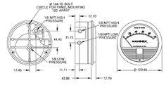 Image result for magnehelic gauge setup Pressure Gauge, Wolverine, Gauges, Diagram, Floor Plans, Image, Ears Piercing, Ear Plugs, Floor Plan Drawing
