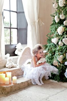 Christmas with Miss Millionairess. Dreaming of a white Christmas / karen cox. .Christmas Glamour and traditional