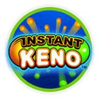 Instant Keno. Win up to two hundred thousand dollars!