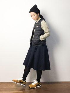 好みのスカートはどれ?かたちや素材を選んで叶う、自分に似合うスカートを探そう   キナリノ