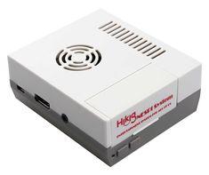 Raspberry Pi case looks like a tiny Nintendo NES console
