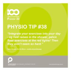 1000 Images About 100 Physio Tips On Pinterest Pelvic
