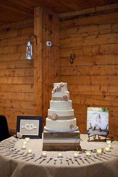 pictures of rustic wedding cake tables 1000 images about quinceanera ideas on 18430
