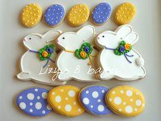 Pretty Little Bunny Cookies!