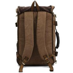 KAUKKO 18L Fashionable Backpack with Laptop Layer #CLICK! #clothing, #shoes, #jewelry, #women, #men
