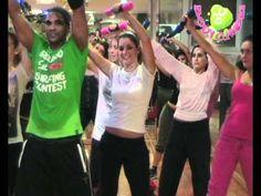 Bate Bate : musica latina : ballo : Body Cumbia : video
