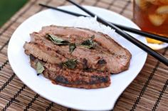 Grill While You Can: Thai Red Curry Flank Steak