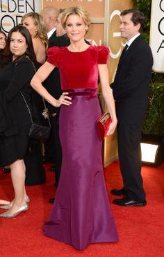 Julie Bowen in Carolina Herrera