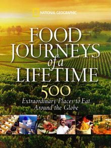 Title details for Food Journeys of a Lifetime by National Geographic