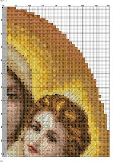 Religious Cross Stitch Patterns, Counted Cross Stitch Patterns, Cross Stitch Embroidery, Hand Embroidery, Cross Stitch Numbers, Couture, Crochet, Ukraine, Ale