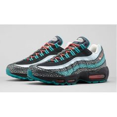 f6b95366c8ab Acheter Chaussures Sport Nike Air Max 95 Deluxe Safari QS Kabutomushi  France Pas Cher