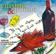 Les relais de Rungis participes à cuisine et poésie