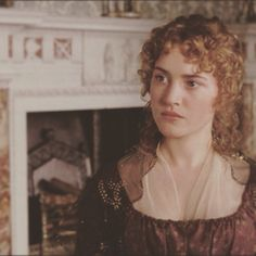 """How do you like your VIEW, Mr. Ferrars?"" Fierce Marianne Dashwood (1995's 'Sense and Sensibility')"