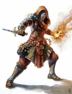 (cr-stregone-debole-liv1) Bedrager atk4 def 0 hp:25 prima del combattimento lancia tre volte la moneta se escono tre teste infliggi 10 punti vita ~Tutte le cose sono uno scambio del fuoco, e il fuoco uno scambio di tutte le cose, come le merci sono uno scambio dell'oro e l'oro uno scambio delle merci~