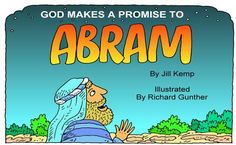 Lambsongs Bible Story Books  Printable for Fall Lesson 6 Show Me Jesus Curriculum God Gave Abraham a Promise