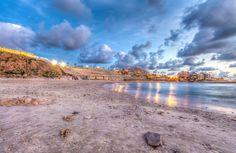 Coast of Ashkelon, Israel