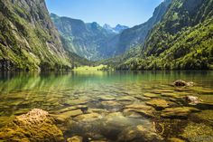 Photograph Stiller Obersee by Emil Salimov on 500px