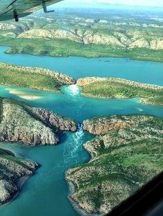 Horizontal Falls Kimberley, Australia