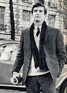 Norman Bates was a Harvard preppie...no wonder ...