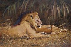 Guy Coheleach is an American wildlife artist