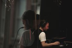 Photos: Thom Yorke/Atoms for Peace, Rustie, Holy Other, Maria Minerva at MoMA PS1 Warm Up | News | Pitchfork