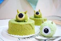 Cute Food, Yummy Food, Kawaii Bento, Egg Cake, Cute Desserts, Chiffon Cake, Moon Cake, Sponge Cake, Cute Cakes
