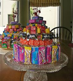 candy cake for Chinese Auction