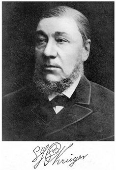 Paul Kruger in the Strength of his Years