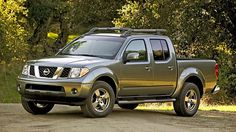 2006 Nissan Frontier ($ 6,800 – $14,900)