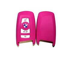 BMW Key Cover Pink Silicone Keyless Remote Control Protecting Case Smart Key Holder Fob for BMW 1 3 5 6 7 Series (Single Pack) BMW http://www.amazon.com/dp/B00LZSVWO4/ref=cm_sw_r_pi_dp_t6B0tb028GDBQ89B