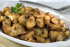 Onion-Roasted Potatoes http://www.yummly.com/recipe/Onion-roasted-potatoes-303357