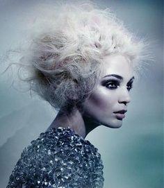 Hairstyle by Allen Ruiz    Www.ukhairdressers.com
