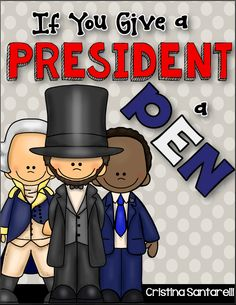 President's Day Activities for kids!