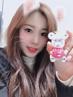 181112 [IZ*DAY] 11월의 아이즈원 Behind Cut  #izone #hyewon