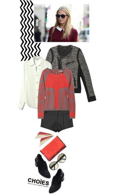 """Brake the pattern"" by babyou ❤ liked on Polyvore"
