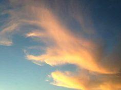 Fiery Cloud