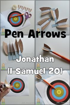 Pen+arrows,+Jonathan+warns+David+(1+Samuel+20)+#Jesuswithoutlanguage