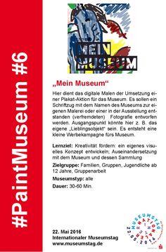 "#6 ""Mein Museum"" #PaintMuseum"