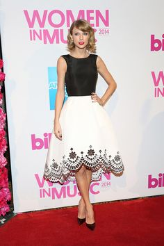 Taylor Swift Photos - 2014 Billboard Women In Music Luncheon - Zimbio