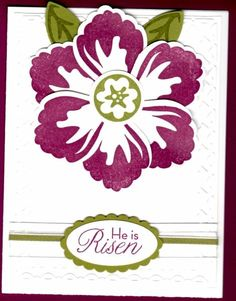 Build a Blossom - He Is Risen