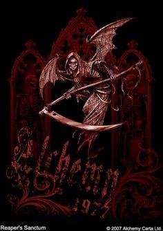 Reaper's Sanctum ~ Alchemy Gothic