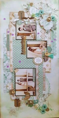 These are all Stunning ❣️ Scrapbook Layout Sketches, Scrapbooking Layouts, Wedding Scrapbook Pages, Layout Inspiration, Paper Crafts, Craft Work, Passion, Couple, Weddings