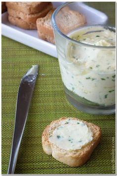 Manteiga de Alho e Salsa na Bimby - Receitas Bimby
