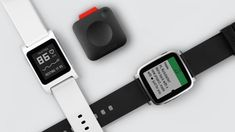 Pebble introduces new clip-on device and adds heart-rate tracking to 2 refreshed smartwatches
