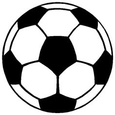 Soccer Ball Coloring Pages To Print Playanamehelp - Coloring Page Ideas Soccer Treats, Soccer Gifts, Flower Coloring Pages, Coloring Pages To Print, Free Clipart Images, Free Images, Wine Glass Decals, Tribal Tattoos For Men, Pastries
