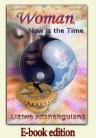 Woman Now is the Time Self Empowerment, Book Cover Design, Self Development, Perspective, Spirituality, African, Female, Woman, Books