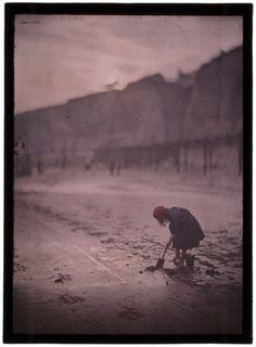 John Cimon Warburg. The Last Digger. 1910.