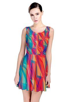 Triangle Opticals_MirandaMol Skater Dress #pinkcess #mirandamol #fashion #cool #dress #summer #pinkcess #pinkcessfashion #pnkx