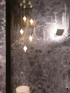 """""""Das Spiel mit verschiedenen botanischen Motiven holt die Natur in die Wohnung."""""""
