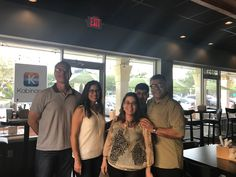 The Kabinger Cares event at Taziki's Mediterranean Cafe was great! 20% went to Lawyers Autism Awareness Foundation. We loved seeing everyone out, caring about Autism Awareness.   Stay tuned for more #KabingerCares events!